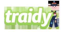 Traidy logotyp